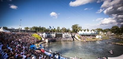 Championnats du Monde de canoë-kayak pau