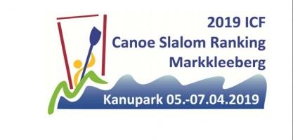 Canoe Slalom ranking Markkleeberg 2019