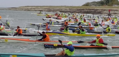 Canoe Ocean Racing Quiberon