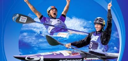 2016 ICF Canoe Slalom World Cup - Prague, CZE