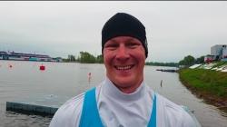 Jakub ZAVREL Czech Republic / K1 500m Gold - 2021 ICF Canoe Sprint World Cup 2 Barnaul