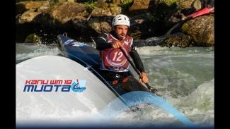 2018 ICF Wildwater Canoeing World Championships Muota / Masters Ceremonies