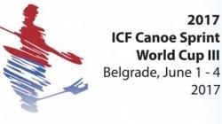 #ICFsprint 2017 Canoe World Cup 3 Belgrade - Saturday afternoon