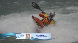 Canoe Freestyle Tricks