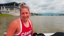 Brianna HENNESSY Canada / 2021 ICF Paracanoe World Cup 1 & Paralympic Qualifier Szeged