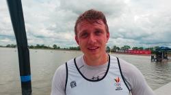 Artuur PETERS Belgium / 2021 Canoe Sprint European Tokyo 2020 Olympic Qualifier Szeged