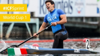 REPLAY : Duisburg day 2 - MORNING   2016 ICF Canoe Sprint World Cup 1