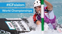 REPLAY : C1M & C1W 2nd Run - 2015 ICF CSL World Championships | Lee Valley 2015