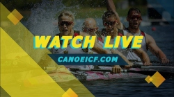 Watch Live Promo / 2019 ICF Canoe Sprint World Cup 2 Duisburg Germany