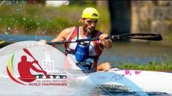 2018 ICF Canoe Marathon World Championships /  C1W, C1M