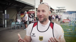 Tokyo 2020 will be an incredible sixth Olympics for Germany's Ronald Rauhe in Canoe/Kayak Sprint