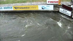 #ICFslalom 2017 Canoe World Cup 1 Prague - Friday afternoon even2