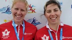 C2w 500m Final Vincent-Lapointe Vincent CAN / 2019 ICF Canoe Sprint & Paracanoe World Cup 1