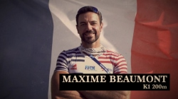 Maxime Beaumont France on 2020 season during covid-19 pandemic - ICF Canoe-Kayak Sprint