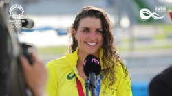 Exclusive interview with gold and bronze Tokyo 2020 Olympic medallist Jessica Fox, Australia