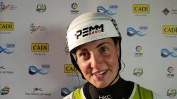 Martina Satkova Czech C1 Gold / 2019 ICF Wildwater Canoeing World Championships La Seu Spain