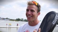 René Holten Poulsen / 2018 ICF Canoe Sprint & Paracanoe World Cup 1 Szeged