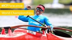 VL1 M 200m   Paracanoe World Championships Duisburg 2016