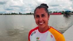 Maria CORBERA Spain / 2021 Canoe Sprint European Tokyo 2020 Olympic Qualifier Szeged