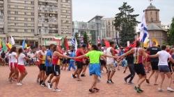Opening Ceremony #ICFsprint 2017 Junior & U23 Canoe World Championships, Pitesti Romania
