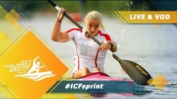 2019 ICF Canoe Sprint & Paracanoe World Cup 1 Poznan Poland / Day 3: Finals