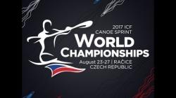 #ICFsprint 2017 World Championships, Racice, Saturday morning FINALS