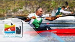 2018 ICF Canoe Sprint World Championships Montemor / Day 1 PM: Paracanoe
