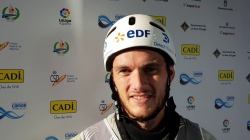 Louis Lapointe France C1 Gold / 2019 ICF Wildwater Canoeing World Championships La Seu Spain