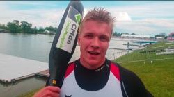 Jacob SCHOPF Germany / 2021 ICF Canoe Sprint World Cup 1 Szeged