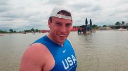 Steven HAXTON USA / 2021 ICF Paracanoe World Cup 1 & Paralympic Qualifier Szeged