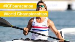REPLAY: Friday Paracanoe FINALS   2015 ICF Canoe Sprint World Championships   Milan
