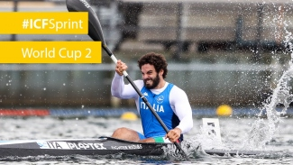 REPLAY : Sunday 29th - Racice 2016   ICF Canoe Sprint World Cup 2