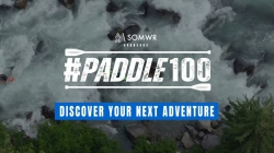 Share photos/videos of your favourite places and greatest adventure spots using #Paddle100