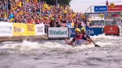 HighLights from ICF World Cup - Prague 2016