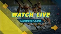 Watch Live Promo / 2019 ICF Canoe Sprint & Paracanoe World Championships Szeged Hungary