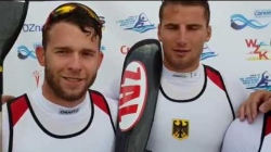 K4m 500m Final Germany / 2019 ICF Canoe Sprint & Paracanoe World Cup 1