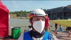 Ricarda FUNK Germany / Kayak Heats - 2021 ICF Canoe Slalom World Cup Markkleeberg