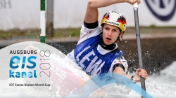 Highlights / 2018 ICF Canoe Slalom World Cup 3 Augsburg