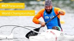 VL3 M 200m | Paracanoe World Championships Duisburg 2016