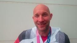 Six-time Olympian Ronald Rauhe