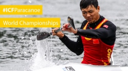 KL1 M 200m Finals A&B   Paracanoe World Championships Duisburg 2016