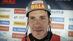 Matej Benus SVK C1 Gold / 2019 ICF Canoe Slalom World Cup 5 Prague Czech Republic