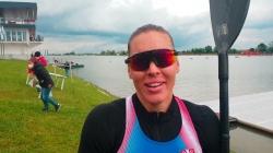Milica NOVAKOVIC Serbia / K1 500m Gold - 2021 ICF Canoe Sprint World Cup 1 Szeged