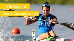 Semifinals K1W1000   2015 ICF Canoe Sprint World Championships