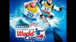 #ICFslalom 2017 Canoe World Cup 1 Prague - Saturday afternoon