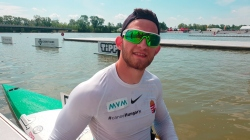 Peter PAL KISS Hungary / 2021 ICF Paracanoe World Cup 1 & Paralympic Qualifier Szeged