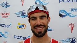 K1m 1000m & 500m Final Fernando Pimenta POR / 2019 ICF Canoe Sprint & Paracanoe World Cup 1