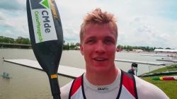 Jacob SCHOPF Germany / K1 1000m Gold - 2021 ICF Canoe Sprint World Cup 1 Szeged