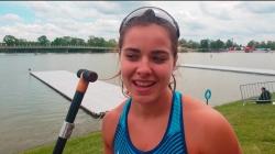 Nevin HARRISON USA / C1 200m Gold - 2021 ICF Canoe Sprint World Cup 1 Szeged