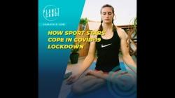 Podcast: How Sport Stars Cope in Covid-19 Lockdown - Episode 4